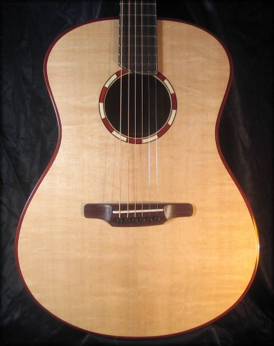 RL Lucky 12 Sitka Spruce top