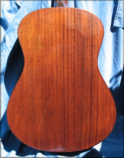 laughlin large guitar for sale