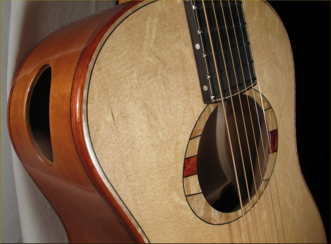 laughlin RRL guitar
