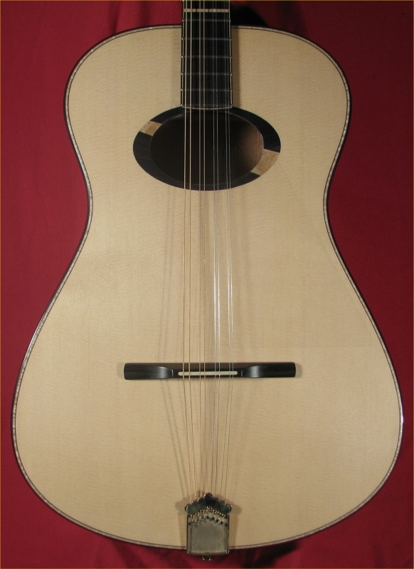Guitar-shaped Bouzouki For Sale in Vancouver BC